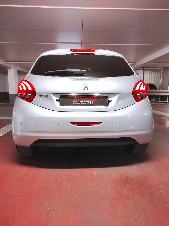 Peugeot 208 1.2 PURETECH 82CH BVM5 STYLE - AutoMotoGarage.fr - A.M.G - Voiture Occasion - Achat - Vente - Reprise