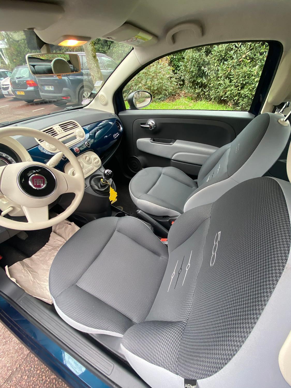 FIAT 500 1.28V 69CH POP - AutoMotoGarage.fr - A.M.G - Voiture Occasion - Achat Voiture - Vente Voiture - Reprise Voiture