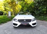Mercedes C43 AMG Coupé 2017 Performance Exhaust Night Edition