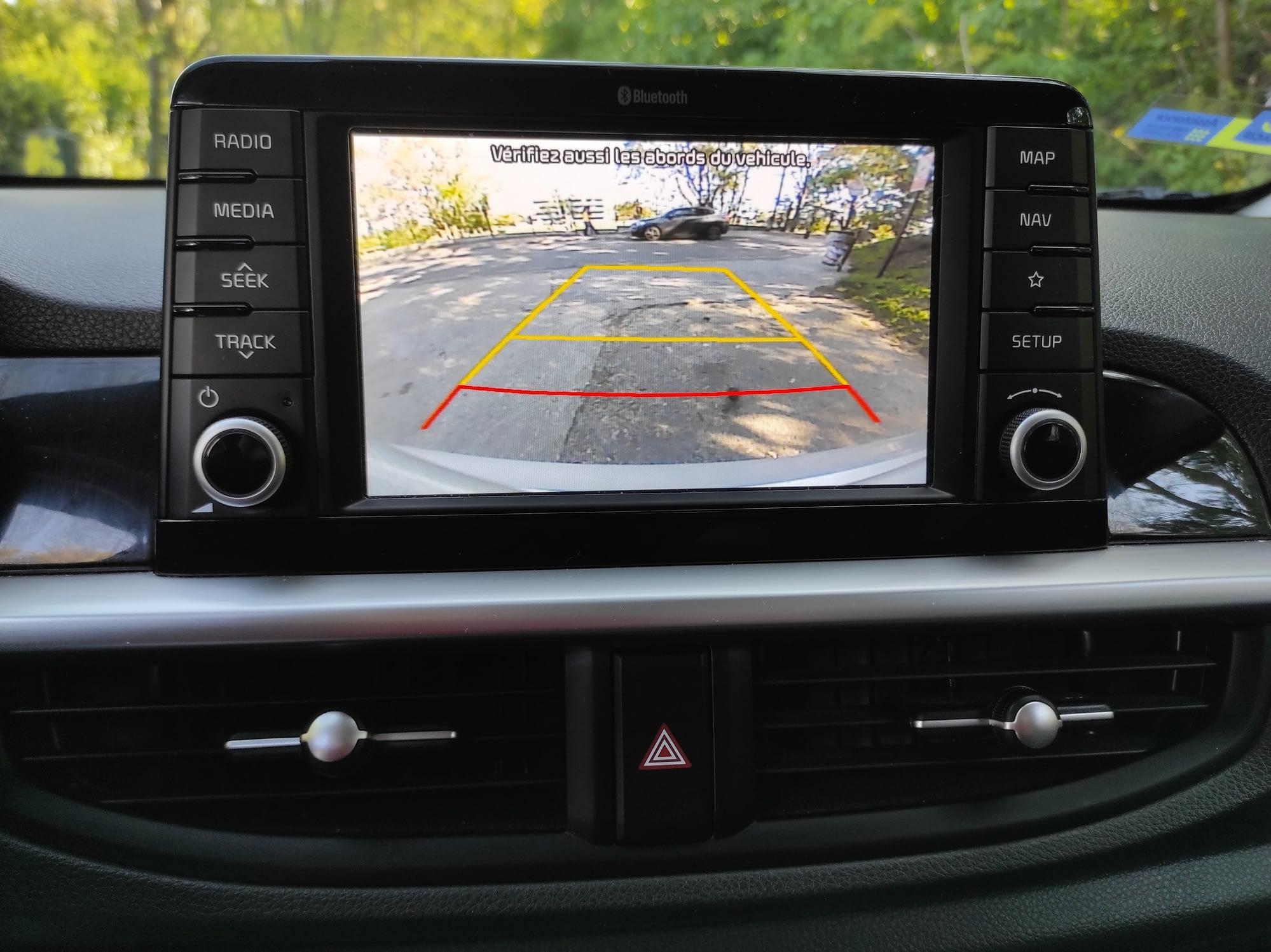 Kia Picanto III 2018 1.0 MPI 67 ISG Design