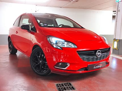 Opel Corsa 2016 1.4 Turbo 100 Ch Stop/start Color Edition - AutoMotoGarage.fr - A.M.G - Voiture Occasion - Achat - Vente - Reprise