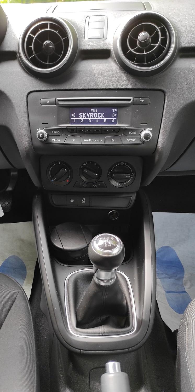 AUDI A1 2017 1.0 TFSI 82 ULTRA